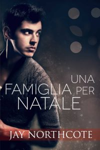 Book cover for Una Famiglia per Natale by Jay Northcote