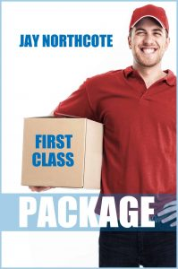 Book cover for First Class Package by Jay Northcote