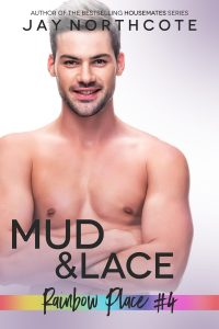 Book cover for Mud and Lace by Jay Northcote