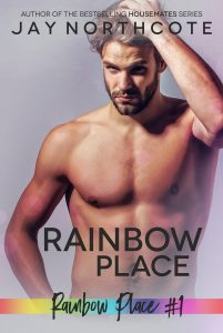Book cover for Rainbow Place by Jay Northcote