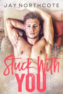 Book cover for Stuck With You by Jay Northcote