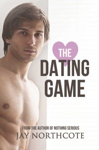 Book cover for The Dating Game by Jay Northcote