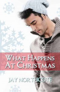 Book cover for What Happens at Christmas by Jay Northcote