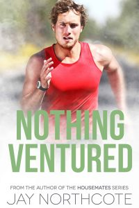 Book cover for Nothing Ventured by Jay Northcote